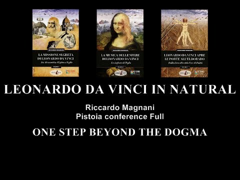 Leonardo Da Vinci in Natural – Riccardo Magnani