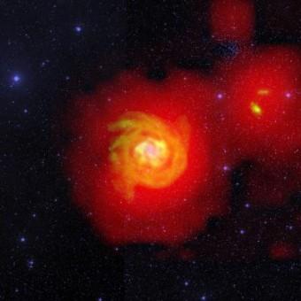 Trovato il carburante della formazione stellare? 1
