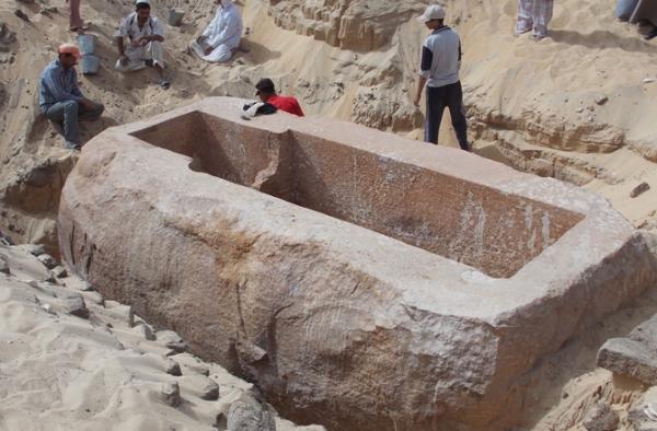 tomba del faraone Senebkay