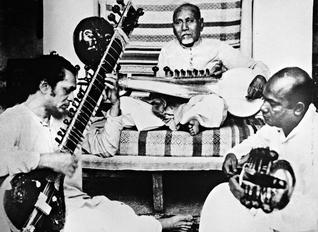 Lo scopo della musica per Baba Allauddin Khan