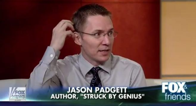 Jason Padgett, diventa genio della matematica dopo un trauma cranico