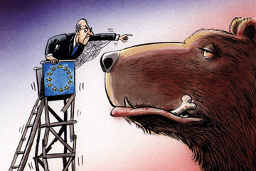 Il declino dell'Europa