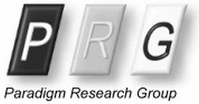 Paradigm Research Group: Aggiornamento del 12 maggio 2014