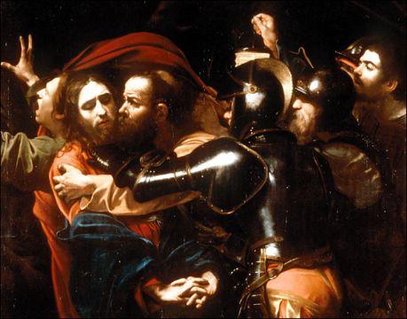 Un codice segreto in un quadro del Caravaggio?