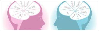 """""""Il cervello della donna? Diverso"""", ma non è vero. Colpa del neurosessismo"""