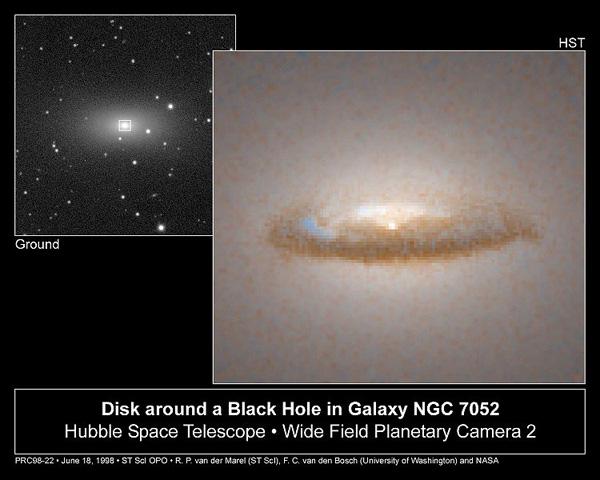 Una stella di Planck al centro dei buchi neri