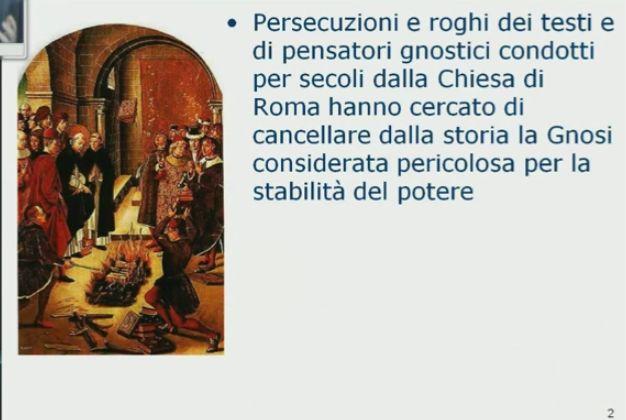 Sabato Scala: il Vangelo di Filippo e la conoscenza occulta dei primi cristiani