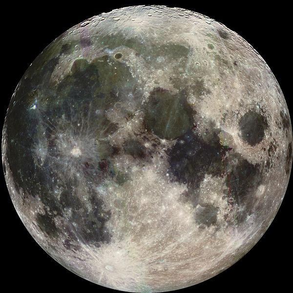 La Luna è nata dal mantello terrestre?