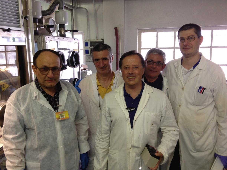I test al CNR, a UNIPV-LENA e ora a Saluggia, confermano la tecnologia Wow.