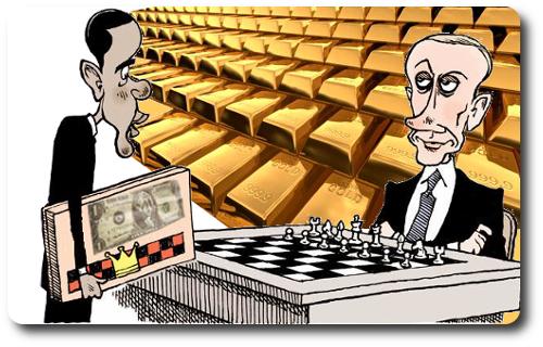 La trappola d'oro del Gran Maestro Putin
