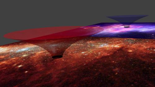 Un wormhole chiamato Via Lattea
