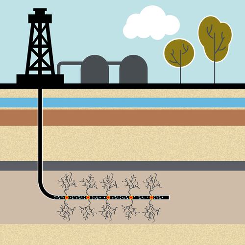 I piccoli terremoti del fracking di gas e petrolio aumentano il rischio di un grosso sisma