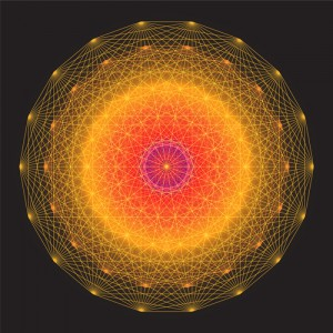 dimensioni mandala cosmico
