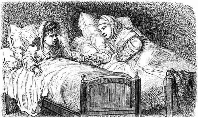 Il doppio sonno degli antenati