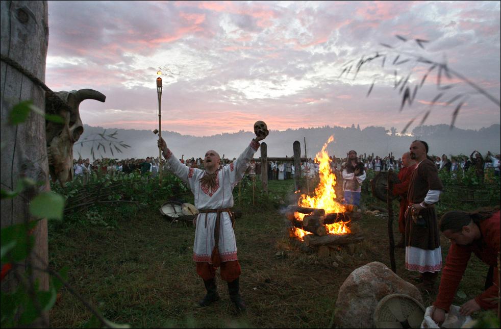 Neopaganesimo: l'Islanda torna a Thor e Odino