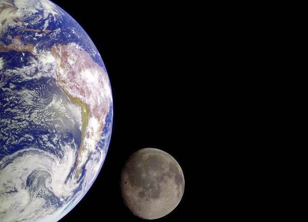 Il Dna della Terra è lo stesso della Luna