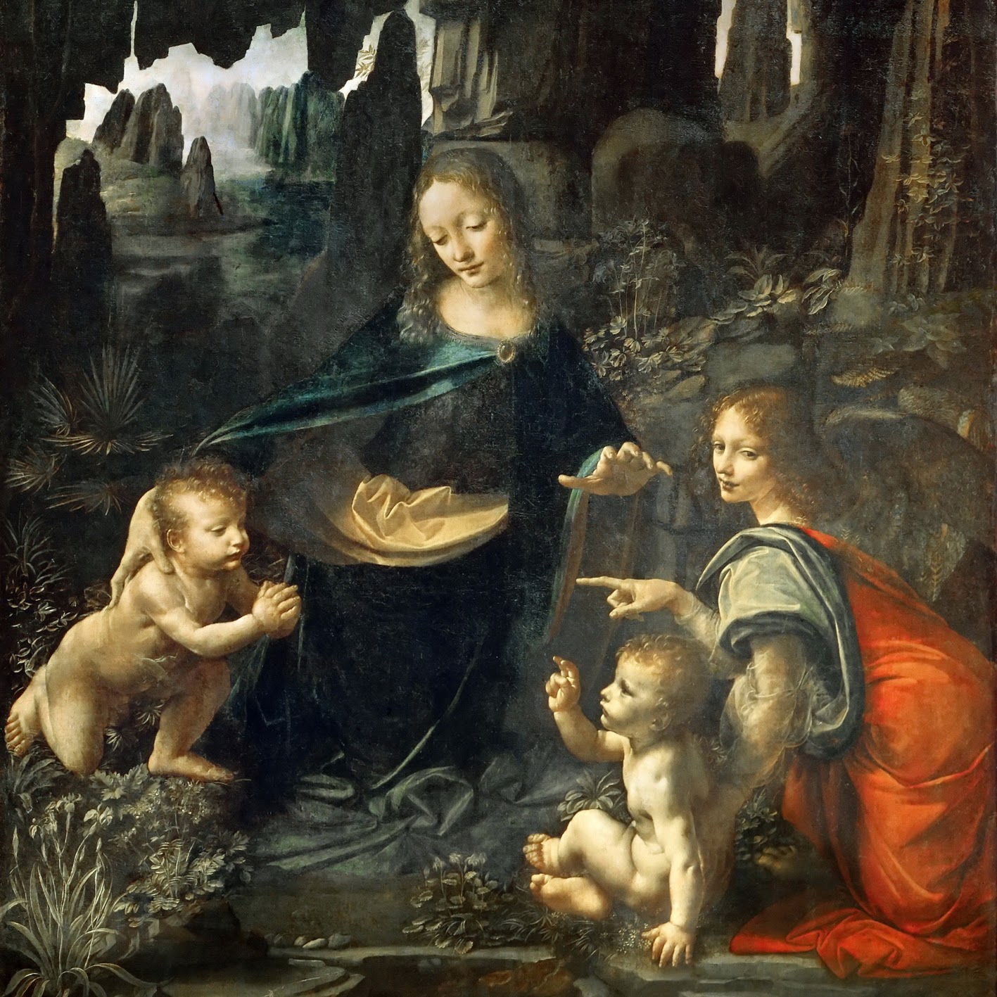 Nel segno dell'arte: Leonardo e i Maestri Sordi