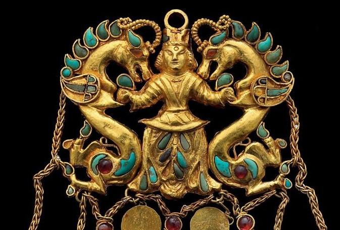 Un Dio pagano rappresentato in tutto il mondo riscrive la storia