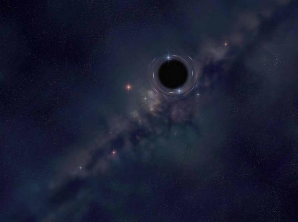 L'informazione resta anche in un buco nero