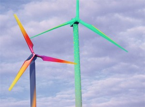 Aero Art di Horst Gläsker sistemi eolici