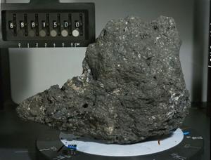 roccia lunare tungsteno-182