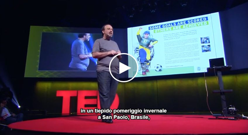 Miguel Nicolelis: La comunicazione tra cervelli è arrivata. Come abbiamo fatto