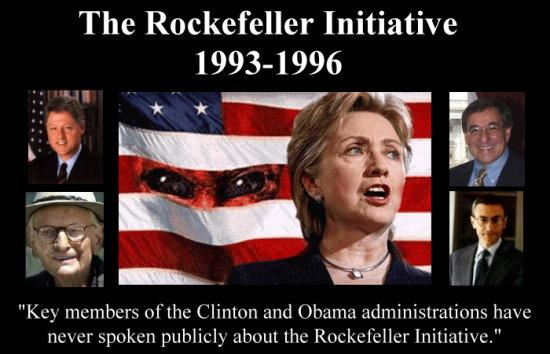 PRG – Campagna di Twitter per l'Iniziativa Rockefeller