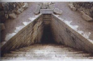 ingresso Pozzo di Santa Cristina