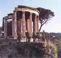 tempio pagano