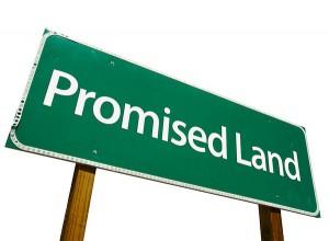 la terra promessa