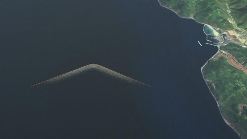Plastica oceani Ocean Cleanup Array