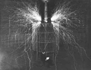 Nikola Tesla il mago elettrico