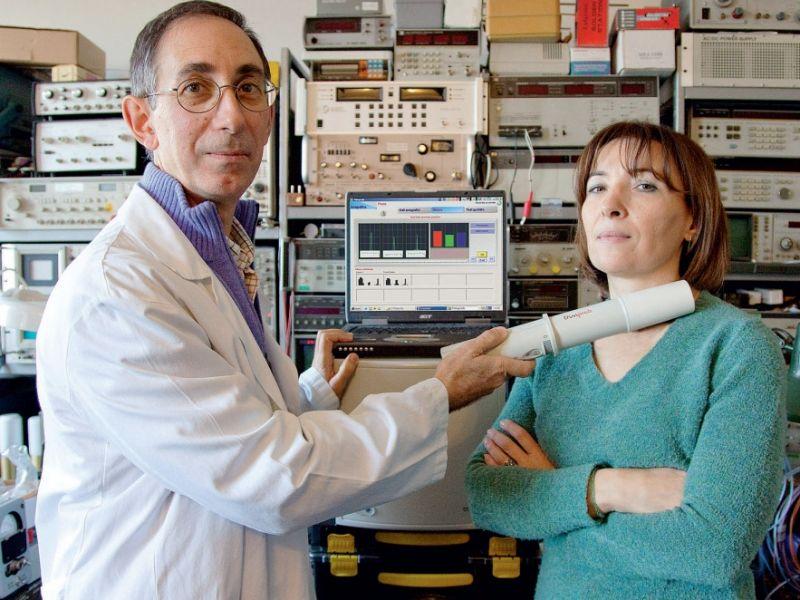 Nuove possibilità diagnostiche tramite onde elettromagnetiche