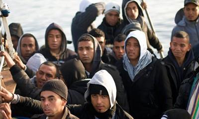 Cronache marziane 2 emergenza profughi