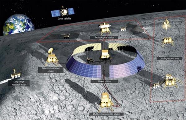 La Russia vuole colonizzare la Luna con dei robot