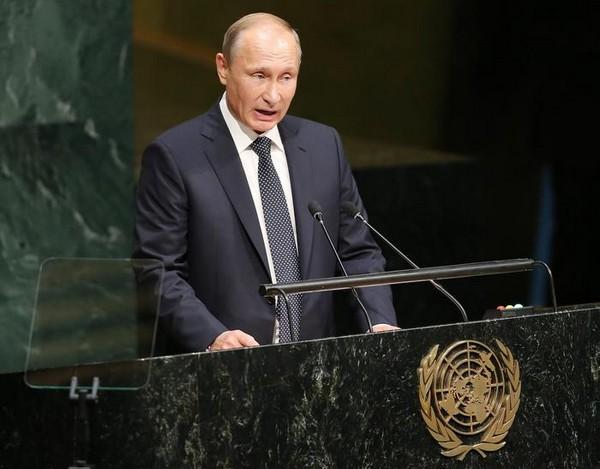 Vladimir Putin – Intervento all'assemblea generale delle Nazioni Unite – doppiato in italiano
