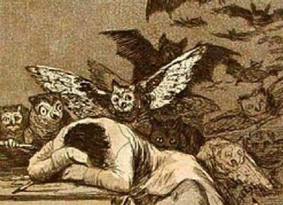 il sonno della ragione ideali