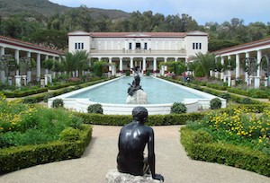 mi vergogno getty villa