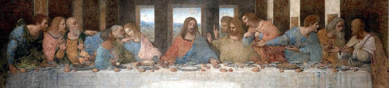 L'ultima cena Leonardo Da Vinci