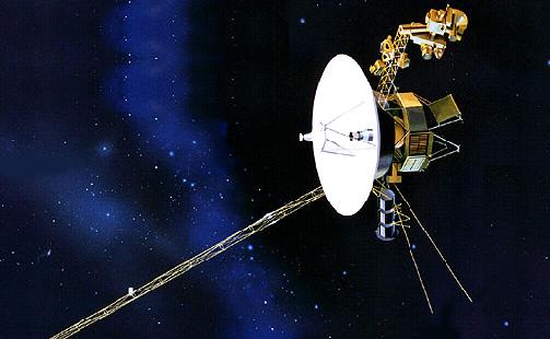 Voyager 1 e il confine labile dell'eliosfera