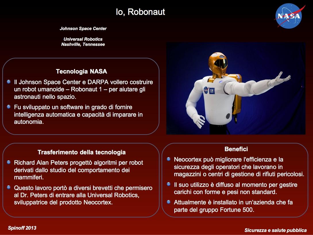 A Spinoff a Day – Io, Robonaut