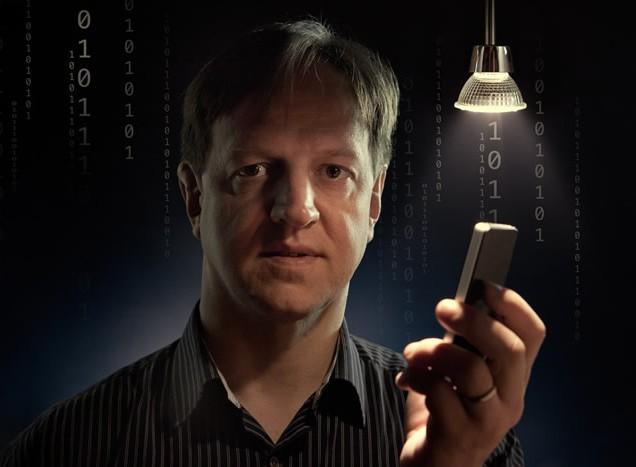 Comunicazioni senza fili Li-Fi – Dati wireless da ogni lampadina LED
