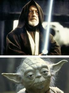 Obi Wan Kenoby - Yoda