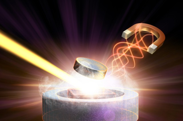 Scoperta disposizione 3D degli elettroni in superconduttore ad alta temperatura