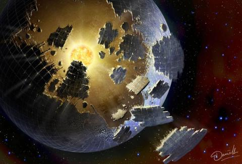 KIC 8462852? Nessuna megastruttura aliena
