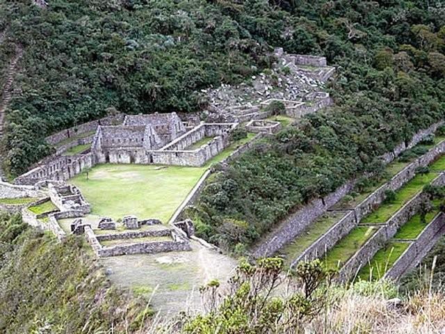 Choquequirao – La culla d'oro dell'antica civiltà Inca