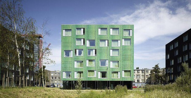 Student Housing DUWO - Mecanoo Architects - Delft - Netherlands