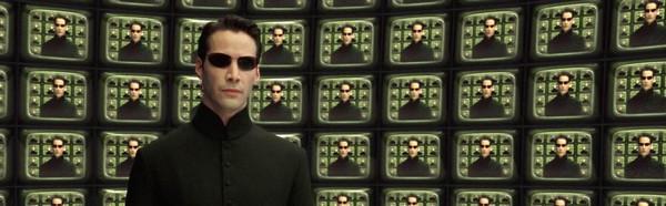 Matrix Neo Architetto