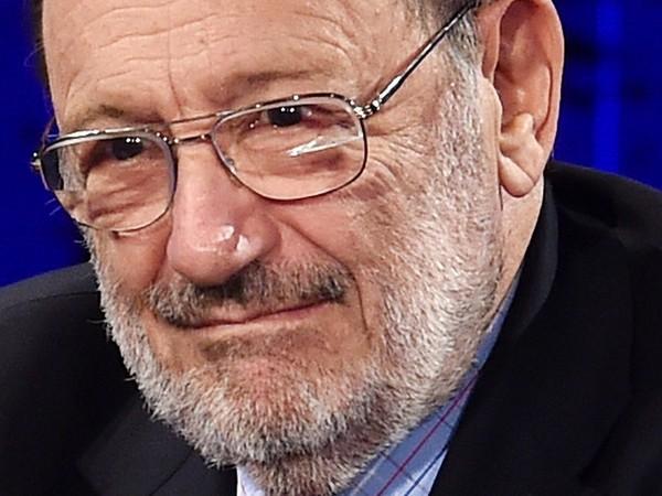 Umberto Eco e la bustina di Minerva