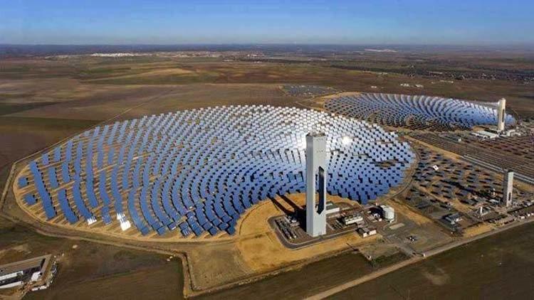 Energia Solare Per Il Fabbisogno Energetico Mondiale